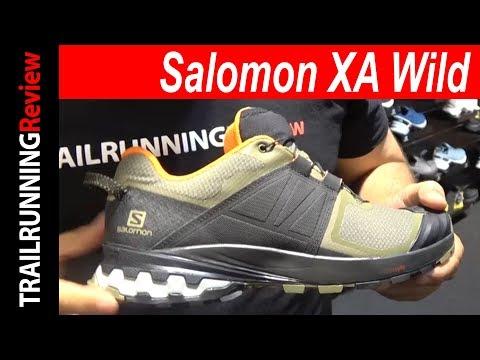 Salomon XA Wild Preview - Soporte para terrenos técnicos
