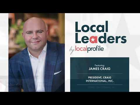 Local Leaders feat James Craig