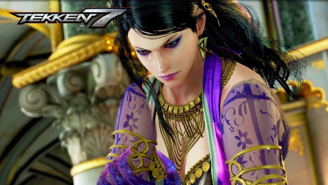 Zafina Comes To Tekken 7 Today Rock Paper Shotgun