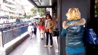Прогулка по Риму: Латеранская базилика - станция метро S. Giovanni(Небольшая прогулка по Риму от площади Сан-Джованни ин Латерано (Piazza di San Giovanni in Laterano), где находится Латеранс..., 2016-04-07T09:03:02.000Z)