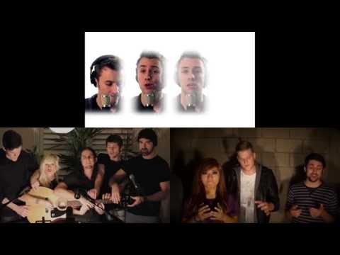 Somebody That I Used To Know - Pentatonix, Walk Off The Earth, Peter Hollens (Gotye Mashup)
