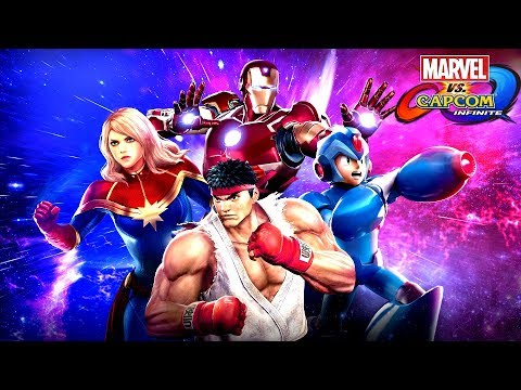Marvel VS. Capcom Infinite Demo Gameplay Commentary! (MVCI XBOX ONE GAMEPLAY 1080p 60fps)