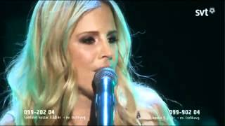 Lisa Miskovsky - Why Start a Fire (Melodifestivalen 2012.Final)