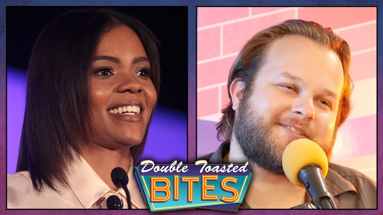 CANDACE OWENS OUTRAGED BY MUPPET BABIES?! | Double Toasted Bites