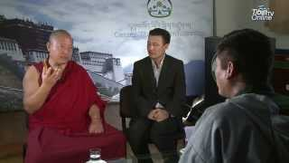 (ep.53) Tulku Tenzin Delek Rinpoche - A Panel Discussion