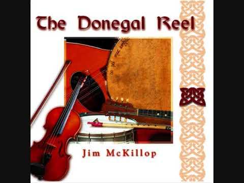 The Donegal Reel - Jim McKillop   Full Album   Irish traditional l Music