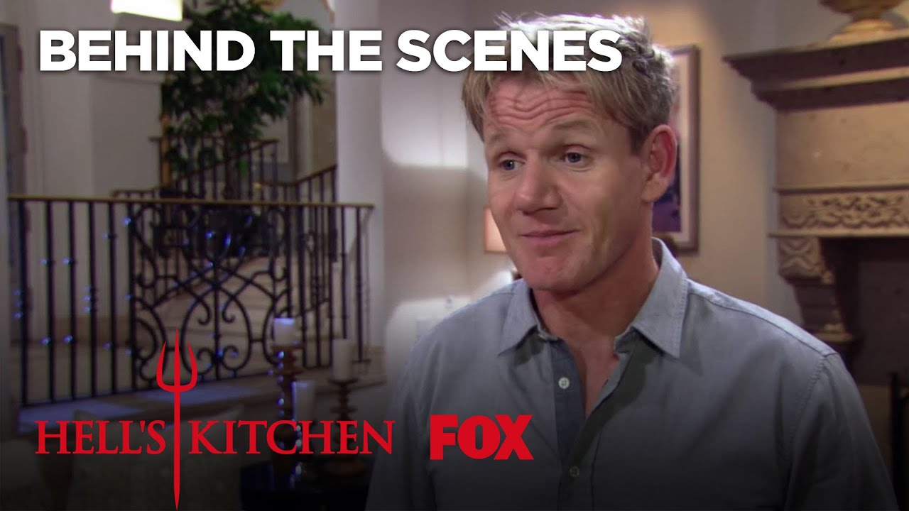 Behind the scenes of the season finale season 15 ep 16 for Watch hell s kitchen season 16