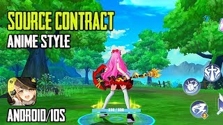 Source Contract - ARPG Style Anime Gameplay (Android/IOS)