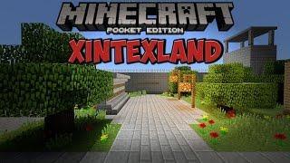 Обзор Сервера XintexLand для Minecraft PE 1.0.5 - 1.0.7