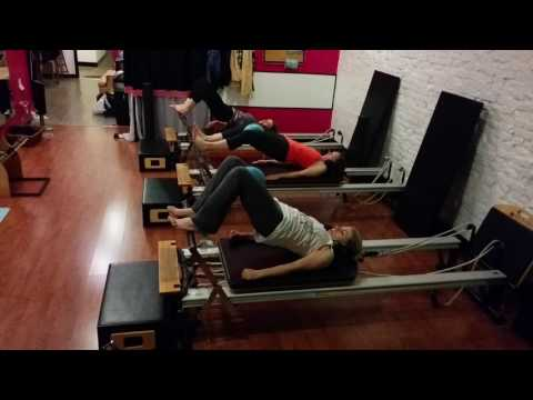 Bridging Variation ©Bodytonic Pilates