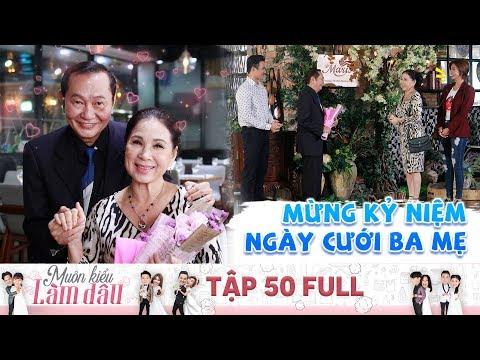 Muôn Kiểu Làm Dâu | Tập 50 Full: Con dâu khôn khéo tổ chức kỷ niệm ngày cưới cho ba mẹ chồng