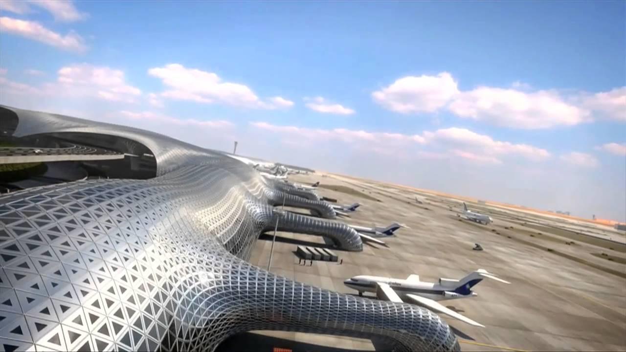 Nuevo aeropuerto internacional de la ciudad de m xico for Puerta 6 aeropuerto ciudad mexico