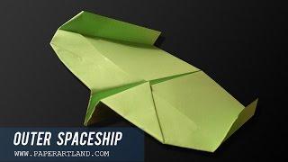 Как сделать бумажный самолетик Бумеранг | Spaceship(Бумага Самолет Инструкция / Как сделать бумажный самолет с Tri Данг. ▻ Подписаться Главная Канал: http://goo.gl/wAFe3s..., 2016-01-09T22:00:02.000Z)