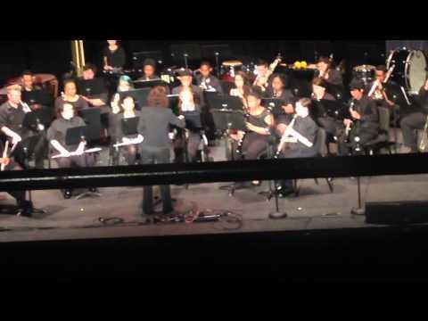 ChiArts Band 2015 Curtain Call