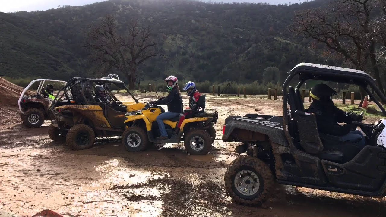 Breaking In The New 2016 Yamaha Wolverine R Spec Sxs