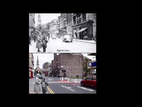 Dumbarton Then and Now