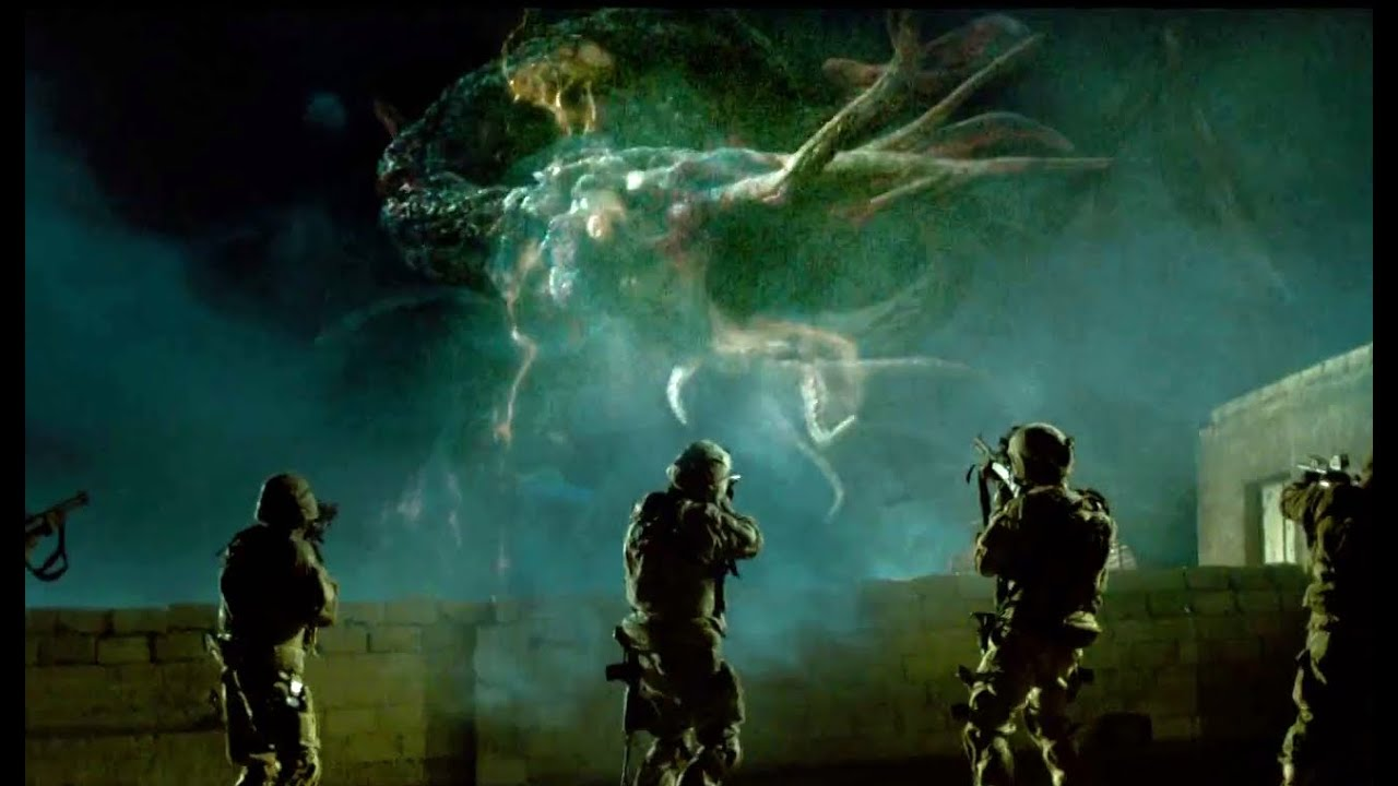 Monsters: Dark Continent TRAILER (2015) Sci Fi Monster Movie