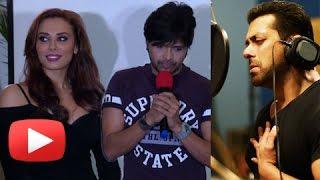 Himesh Reshamiya Praises Salman Khan Iulia Vantur's Singing Talent
