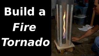 Fast Hacks #15 - Make a Fire Tornado