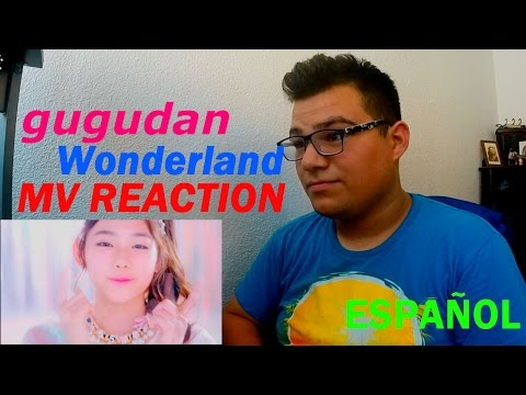 gugudan - Wonderland MV Reaction (Video reaccion español)