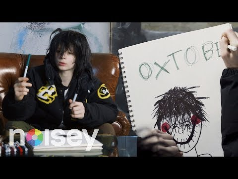 Matt Ox Draws His Self-Portrait Mp3