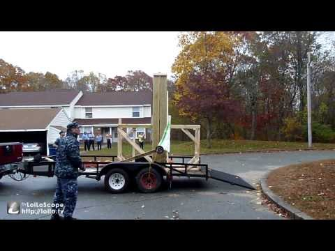 Pumpkin Chunkin 2013 Naval Subase New London