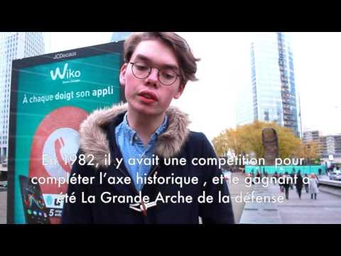 Reportage La Defense  EF Paris