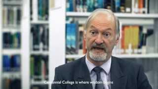 Centennial College 明德學院 Video