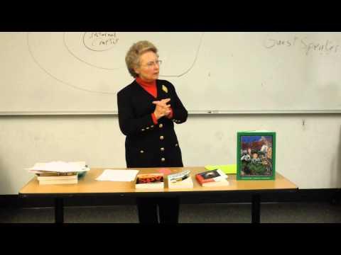 University of Washington guest speaker Donna Seebo on Creati