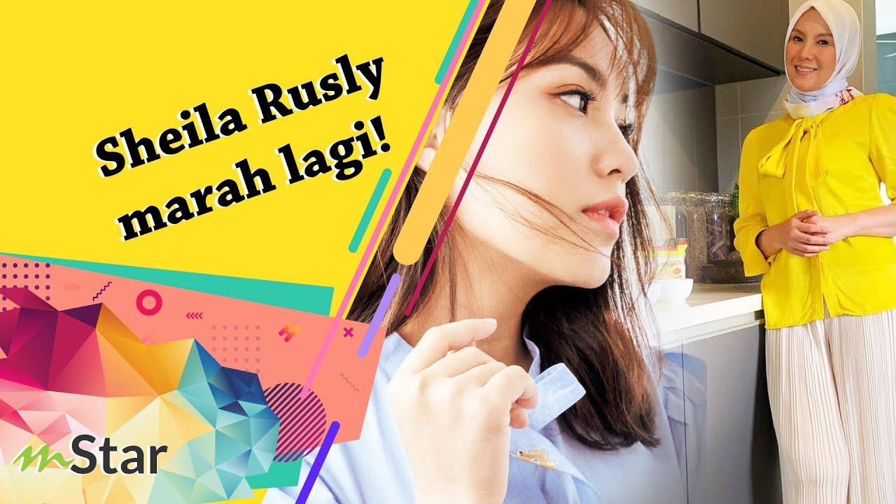 Sheila Rusly marah lagi! Nama kena 'petik' kerana Janna Nick
