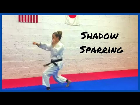 Shadow Sparring Drills