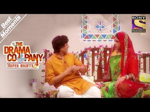 The Drama Company   Rinku Bhabhi's Suhagraat With Akshay Kumar   Best Moments
