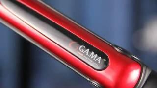 Купить утюжок для волос gama с терморегулятором