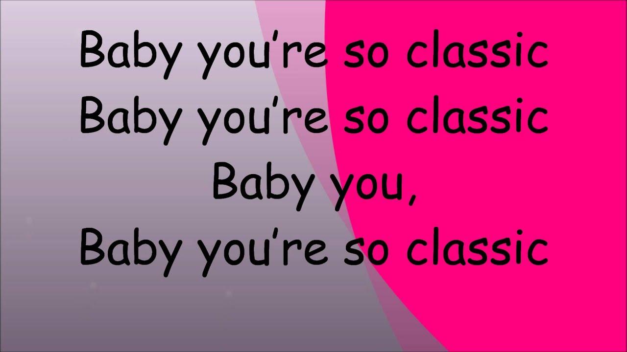Download Classic -MKTO lyrics