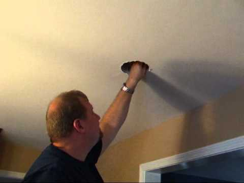 How To Install Ecosmart Led Downlights Youtube