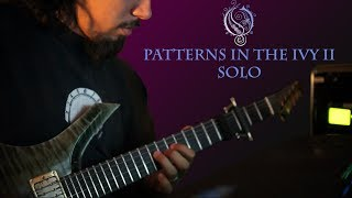 patterns in the ivy ii solo - victor iglesias