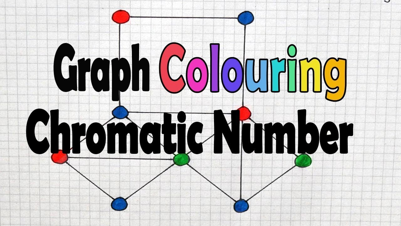 Graph Colouring Chromatic Number - YouTube