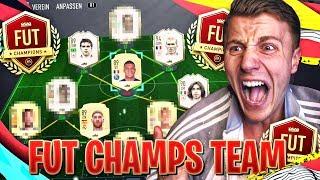 FIFA 20 : MEIN FUT CHAMPIONS TEAM ?! 😱🔥