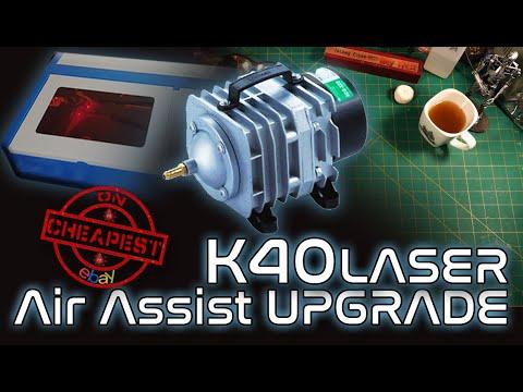 K40 Laser Air
