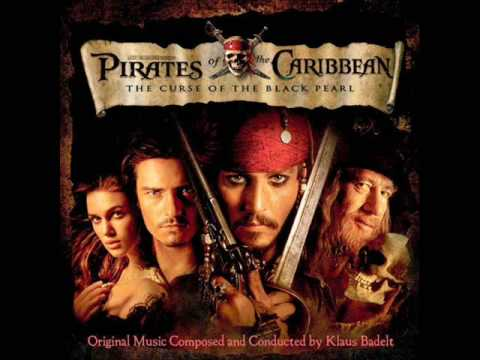 Pirates Of The Caribbean Soundtrack- The Black Pearl