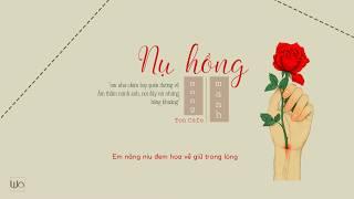 Lyrics || Nụ Hồng Mong Manh - Tôn Cafe (Acoustic Cover)