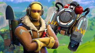 Fortnite: New Jetpacks and Backpacks!