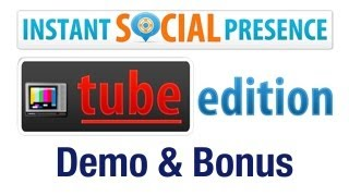 Youtube Channel Art Maker - Instant Social Presence Tube Edition