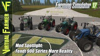 "[""farming simulator 17"", ""farming simulator 2017"", ""farming"", ""simulator"", ""mod"", ""mods"", ""farming simulator mods"", ""fs17 mods"", ""fs17 mod"", ""fendt"", ""mod spotlight"", ""spotlight"", ""tractor"", ""review"", ""Fendt 900"", ""Vario"", ""Fendt 900 Vario"", ""More Reality"