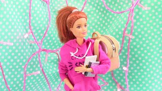 Como Hacer Útiles Escolares para Barbie inspirados en Pinterest | RECOPILACIÓN Mochilas Accesorios