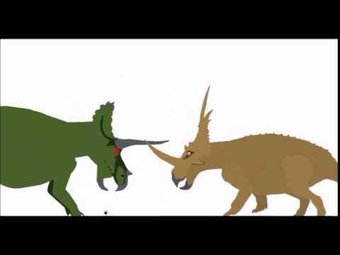 EDB styracosaurus vs triceratops PIVOT