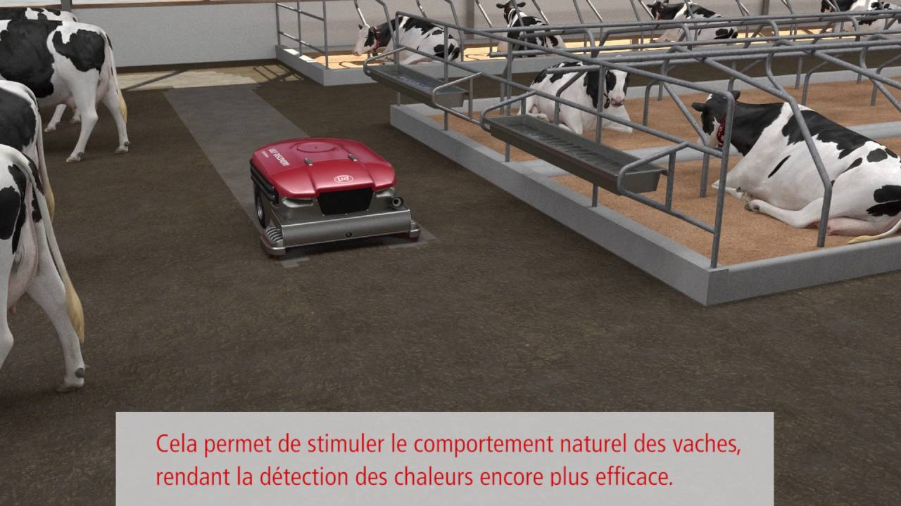 Lely Discovery 120 Collector - product animation - French