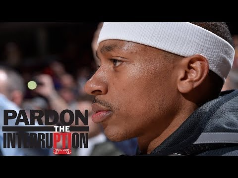Isaiah Thomas 'must feel this is a terrible nightmare' | Pardon the Interruption | ESPN