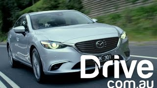 2017 Mazda6 First Drive Review | Drive.com.au