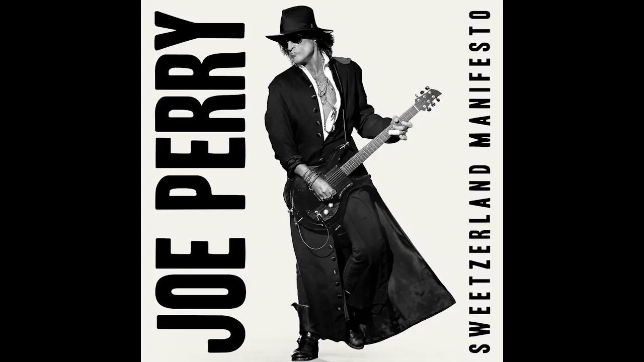 Joe Perry Rides Again!   Premier Guitar